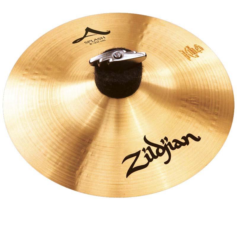 """Zildjian/A.Zildjian 《ジルジャン》 Splash 8"""" [NAZL8SPPT]"""