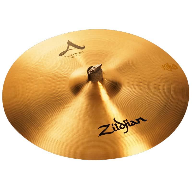 """Zildjian/A.Zildjian 《ジルジャン》 Thin Crash 20"""" [NAZL20CT]"""