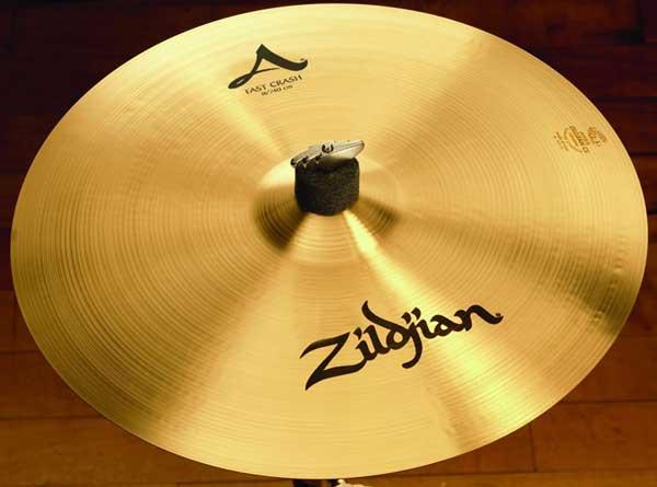 "Zildjian/A.Zildjian 《ジルジャン》 Fast Crash 16"" [NAZL16CF]"