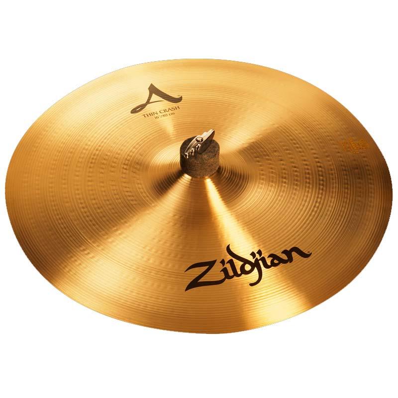 """Zildjian/A.Zildjian 《ジルジャン》 Thin Crash 16"""" [NAZL16CT]"""