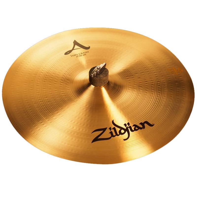 """Zildjian/A.Zildjian 《ジルジャン》 Thin Crash 17"""" [NAZL17CT]"""