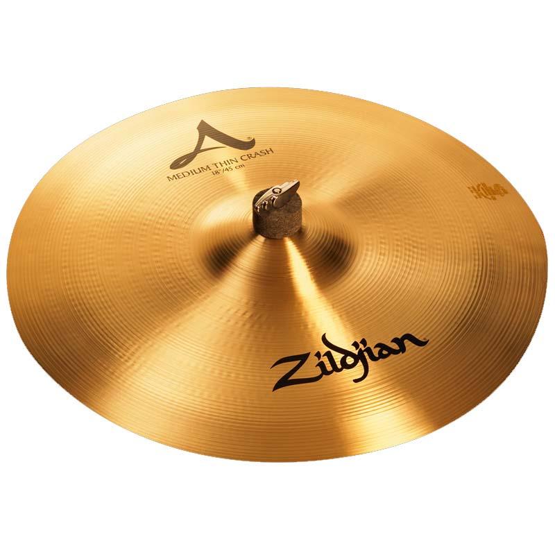 """Zildjian/A.Zildjian 《ジルジャン》 Medium Thin Crash 19"""" [NAZL19CMT]"""