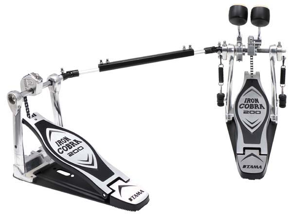 TAMA HP200PTW [IRON COBRA 200 Series / Twin Pedal]【期間限定特別プライス!】