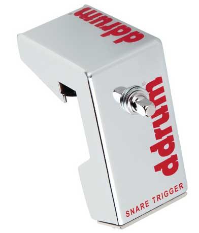 ddrum《ディードラム》 Chrome Elite Trigger Snare[Snare Drum用]