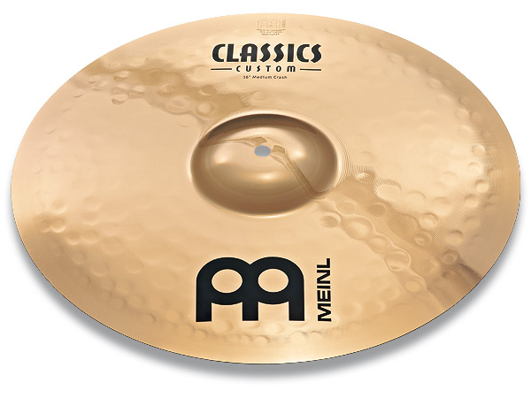 MEINL 《マイネル》 CC16MC-B [Classic Custom/Medium Crash 16
