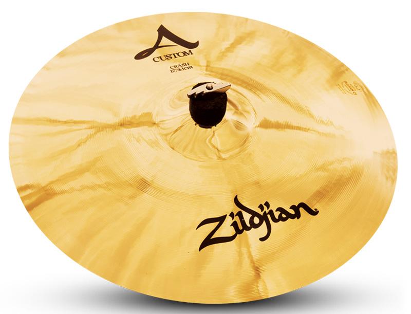 Zildjian/A.Custom 《ジルジャン》 Crash 17