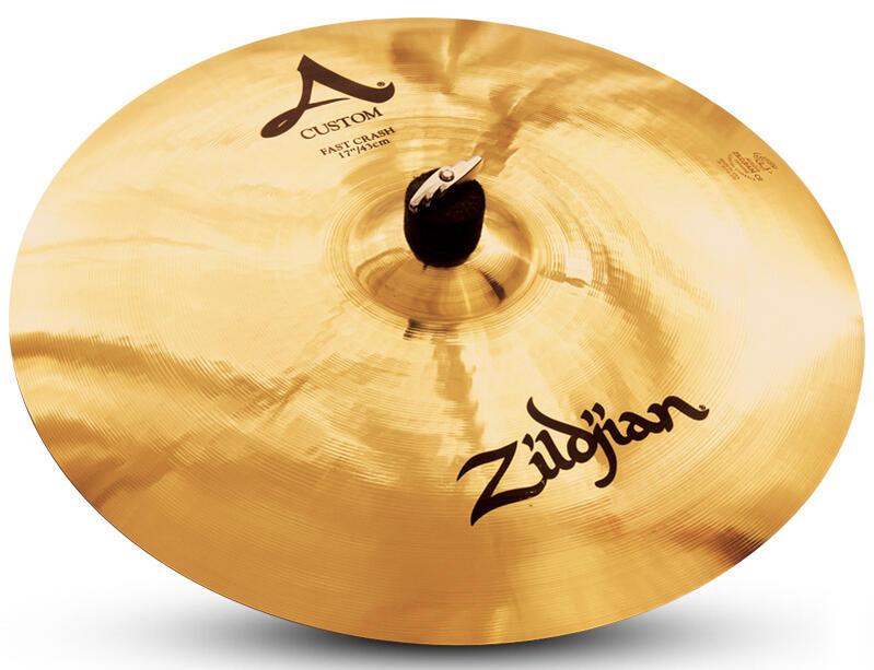 Zildjian/A.Custom 《ジルジャン》 Fast Crash 17
