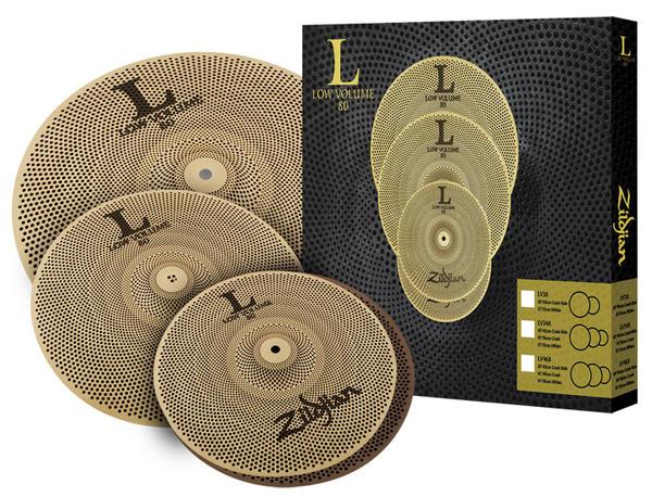 Zildjian/L80 Low Volume 《ジルジャン》 L80 LOW VOLUME 348 BOX SET [13