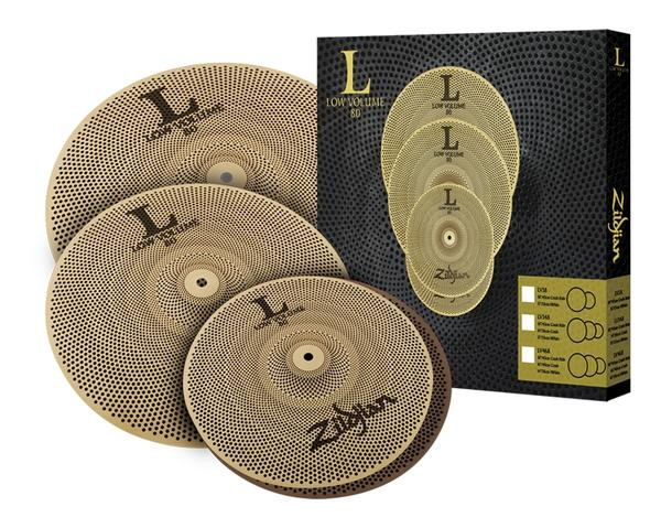 Zildjian/L80 Low Volume 《ジルジャン》 L80 LOW VOLUME 468 BOX SET [14