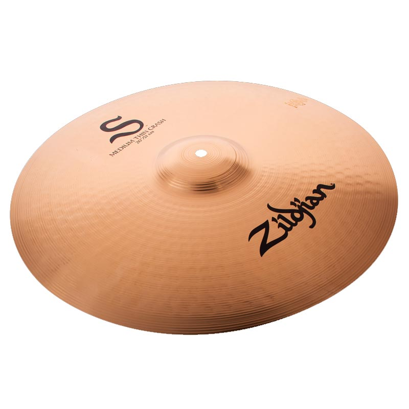 Zildjian/S 《ジルジャン》 S Medium Thin Crash 20