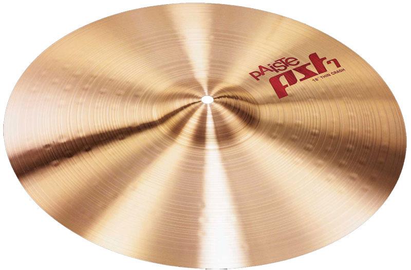 """PAiSTE/PST-7 《パイステ》 Thin Crash 17"""""""