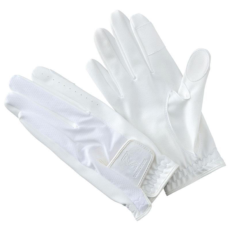 TAMA TDG10WHL [Drummer's Glove / White / L Size]