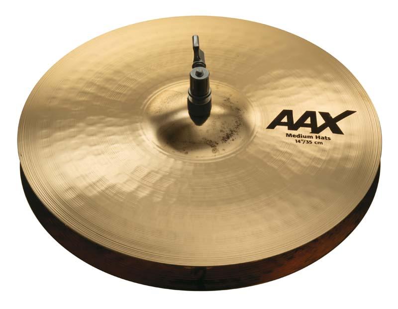 Sabian/AAX 《セイビアン》 AAX-14HH [AAX Medium HiHats 14