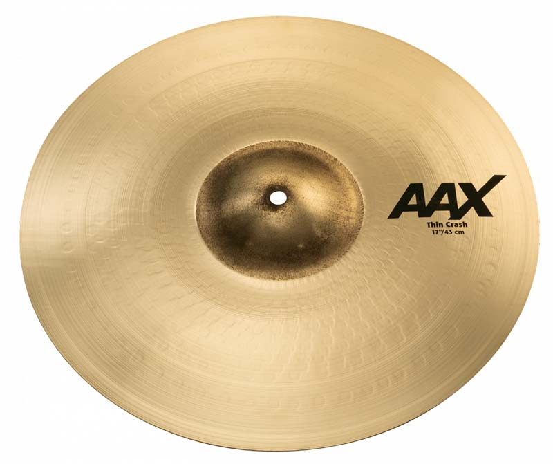Sabian/AAX 《セイビアン》 AAX-17TC-B [AAX Thin Crash 17