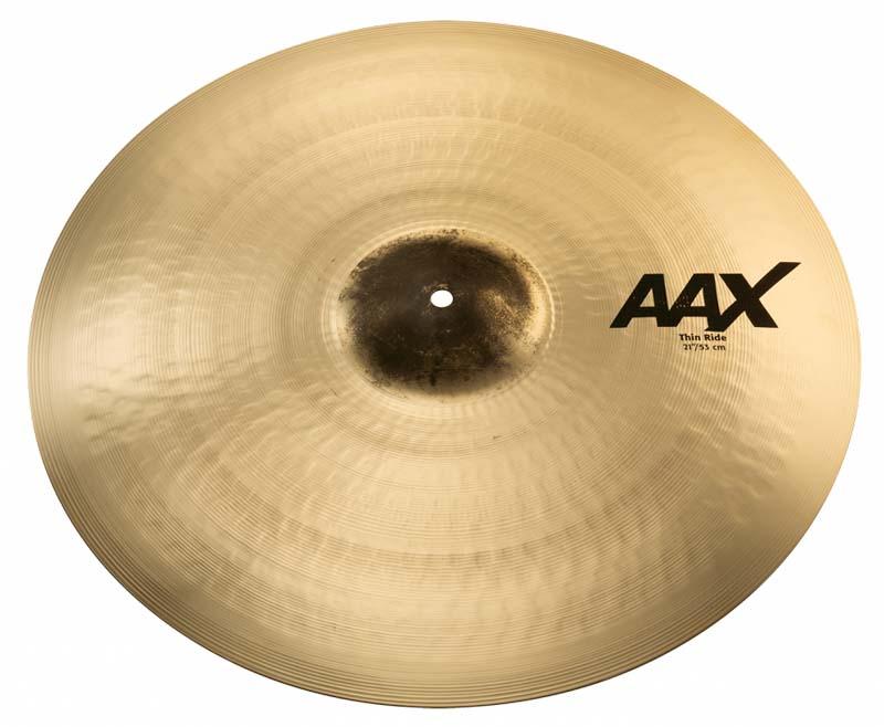 Sabian/AAX 《セイビアン》 AAX-21TR-B [AAX Thin Ride 21
