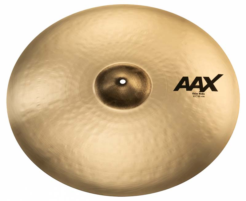 Sabian/AAX 《セイビアン》 AAX-22TR-B [AAX Thin Ride 22