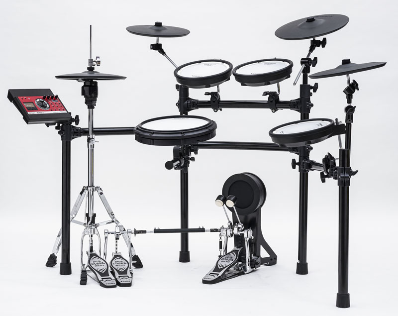Roland 《ローランド》電子ドラム TD-17IKEBEX with KD-10 [Roland x Drum Station V-Drums Kit / Standard Bass Drum]【ドラムステーションオリジナルモデル!】【d_p5】