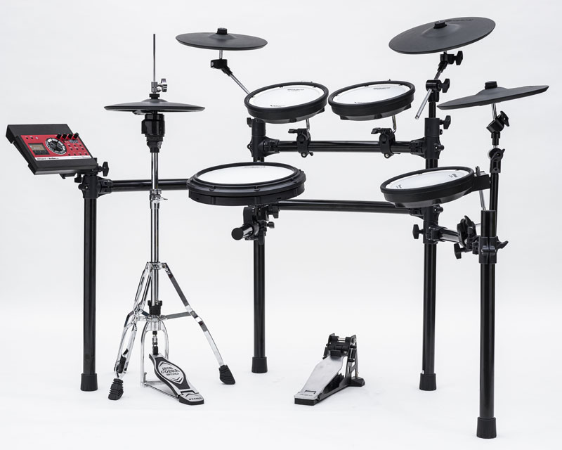 Roland 《ローランド》電子ドラム TD-17IKEBEX with KT-9 [Roland x Drum Station V-Drums Kit / Silent Bass Drum]【ドラムステーションオリジナルモデル!】【d_p5】