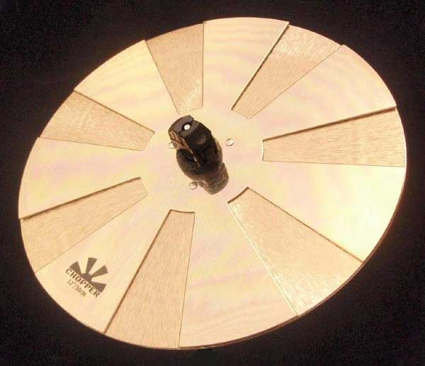 """Sabian/VAULT 《セイビアン》 SAB-CHO12~Chopper 12"""""""