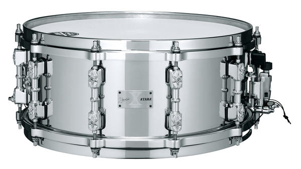 "TAMA《タマ》 XY146[X JAPAN ""YOSHIKI"" Signature Snare Drum]"