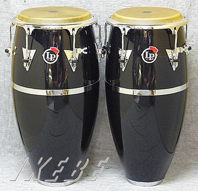 LP 《Latin Percussion》 LP522X-1BK+LP559X-1BK [Patato Model / Quinto&Conga Set]