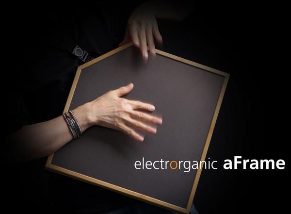 ATV aFrame [electrorganic Percussion]【台数限定!専用ケース&ロゴ入りモバイルバッテリー:プレゼント!】
