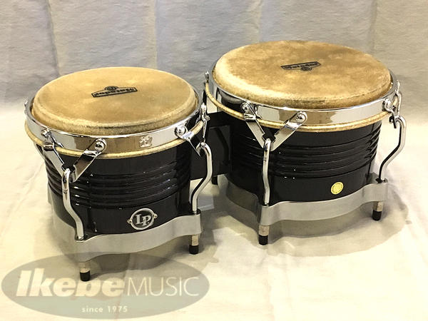 LP 《Latin Percussion》 M201-BKWC [Matador Wood Bongos / Black, Chrome]