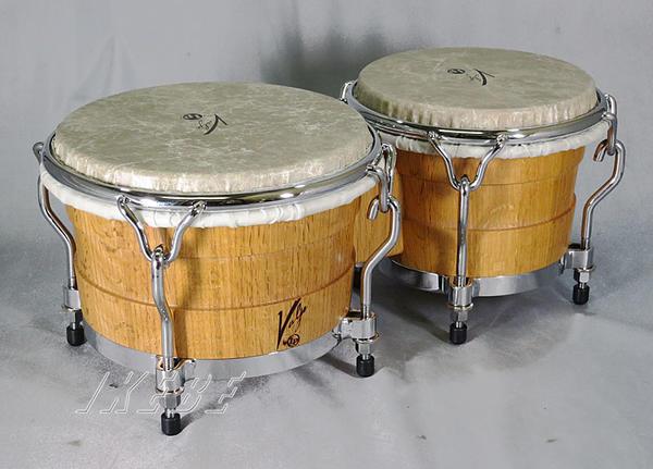 LP 《Latin Percussion》 LPV1400-O [Valje / Oak Bongos]