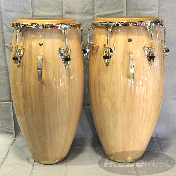 LP 《Latin Percussion》 M750S-AW+M752S-AW [Matador / Wood Quinto&Conga Set]