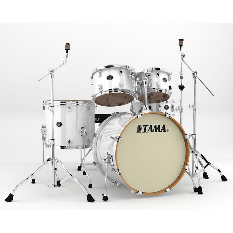 TAMA《タマ》 VP52KRM-PWH [Silverstar 22