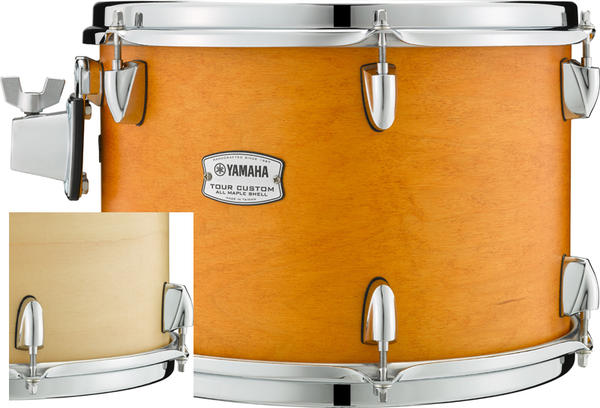 YAMAHA 《ヤマハ》 TMT1309BTS [Tour Custom / All Maple Shell Tom Tom 13