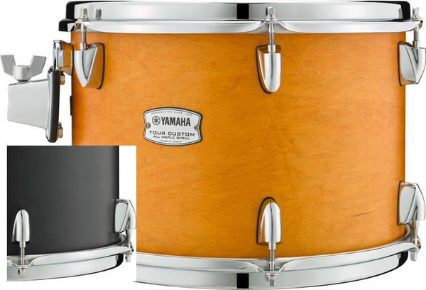 YAMAHA 《ヤマハ》 TMT1309LCS [Tour Custom / All Maple Shell Tom Tom 13