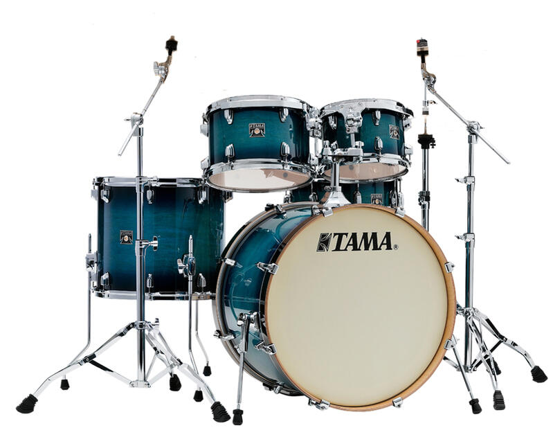 TAMA《タマ》 CL52KRM-BAB [Superstar Classic(All Maple) / Blue Lacquer Burst:ハードウェアセット付 22