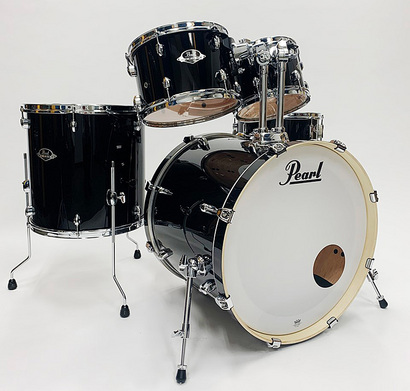 Pearl 《パール》 EXX725SP/C #31 [EXPORTシリーズ/ドラムシェルパック:ジェットブラック] 【お取り寄せ品】