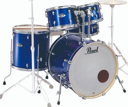 Pearl 《パール》 EXX725SP/C #717 [EXPORTシリーズ/ドラムシェルパック:ハイボルテージブルー] 【お取り寄せ品】