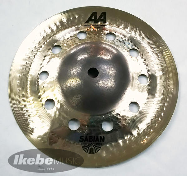 "Sabian/AA 《セイビアン》 AA-8HC-B [Mini HOLY CHINA 8"" Brilliant Finish]"