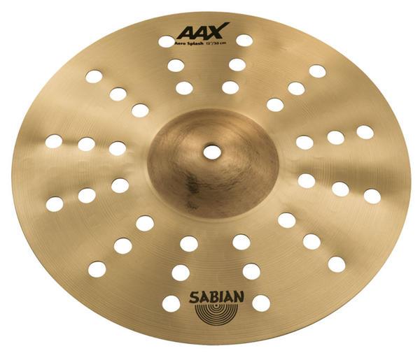 Sabian/AAX 《セイビアン》 AAX-12AESP [AERO Splash 12