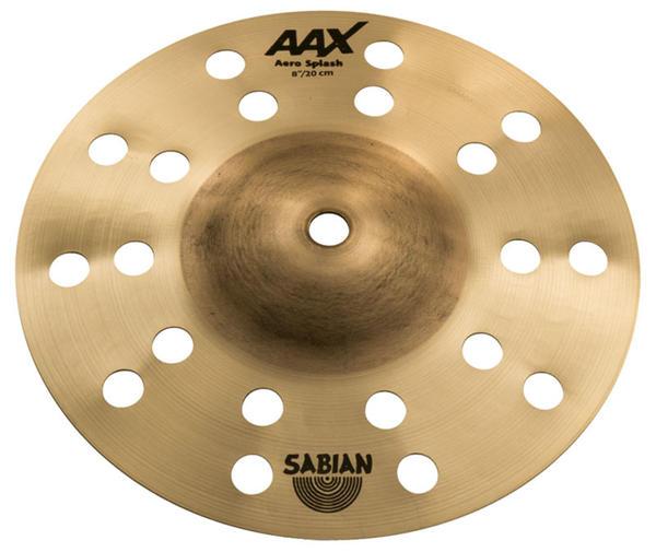 Sabian/AAX 《セイビアン》 AAX-8AESP [AERO Splash 8