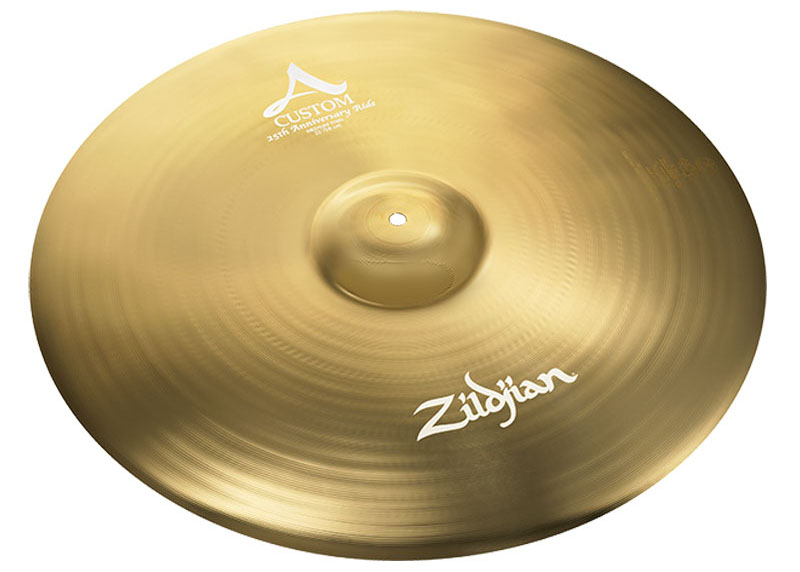 "Zildjian/A.Custom 《ジルジャン》 Limited Edition 23"" A Custom 25th Anniversary Ride [NAZLC23AR]"