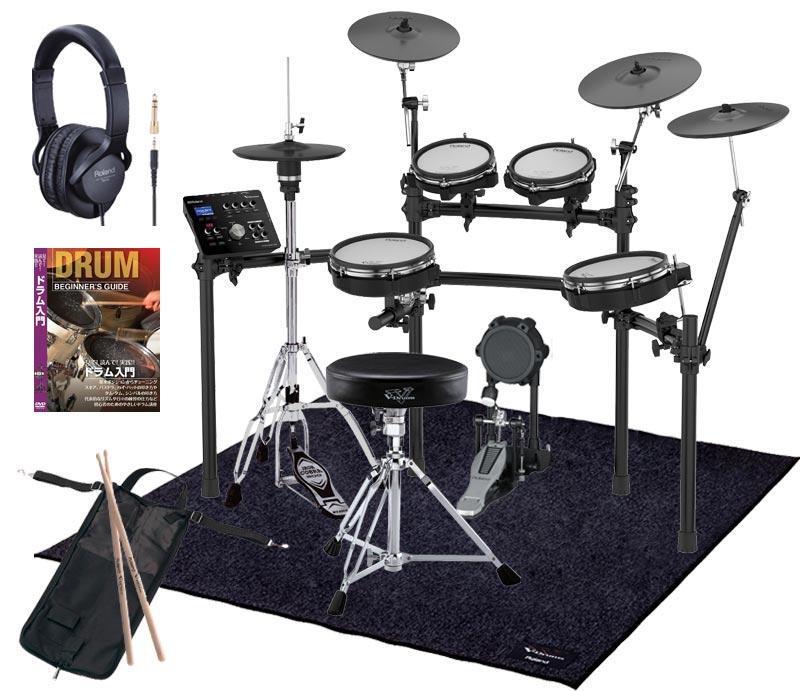 Roland 《ローランド》電子ドラム TD-25KV-S Pure Extra Set【VD_TTNG2019】【d_p5】