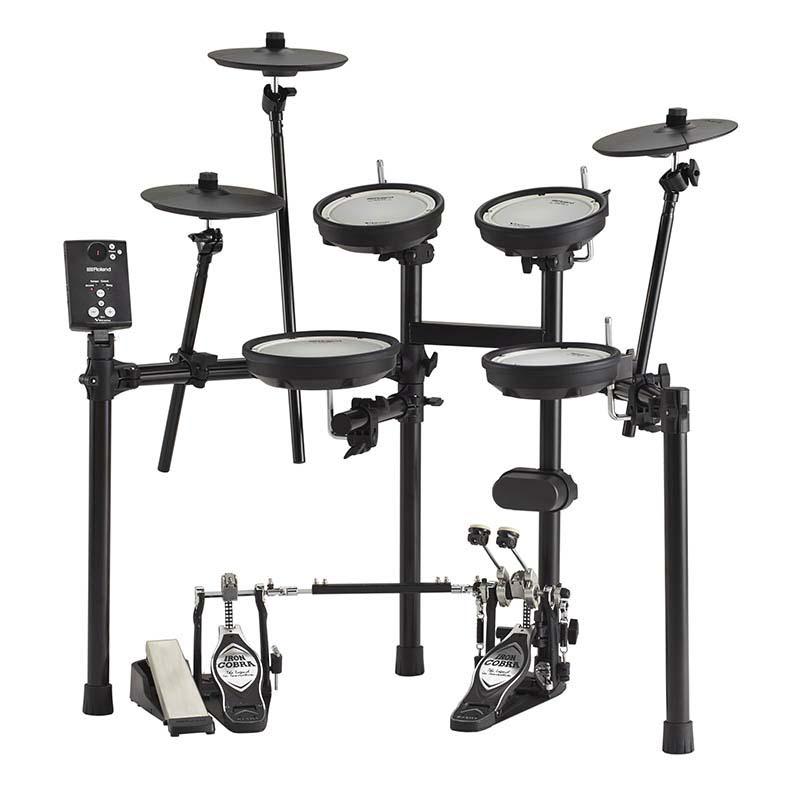 Roland 《ローランド》 TD-1DMK Double [V-Drums/ Double Mesh Kit:2枚重ねメッシュヘッド採用の [V-Drums Mesh、リーズナブルなモデル!]【d_p5】【あす楽対応】, 【誠実】:4e62dde2 --- reifengumi.hu