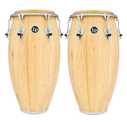 LP 《Latin Percussion》 LP522X-AWC&LP559X-AWC~ウッド・コンガセット~