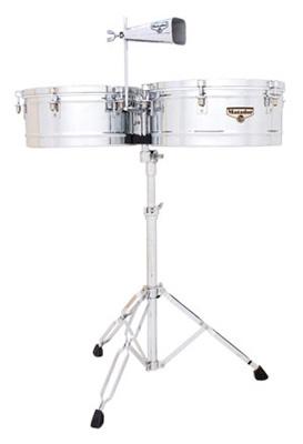LP 《Latin Percussion》 M257 [Matador Chrome Timbales]