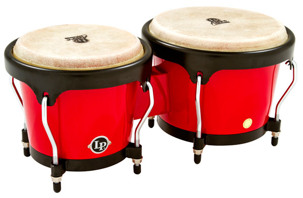 LP 《Latin Percussion》 LPA601-RW [Aspire Wood Bongo/ Percussion》 Red 《Latin [Aspire Wood Finish], 【外部サイト】UGG Australia公式:b916521f --- officewill.xsrv.jp