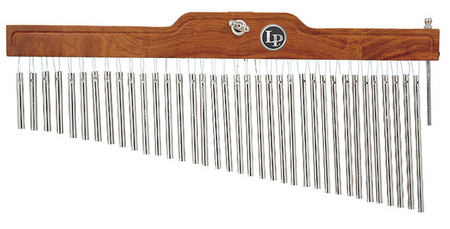LP 《Latin Percussion》 LP511[Studio Series Bar Chimes / Single Row / 36 Bars]