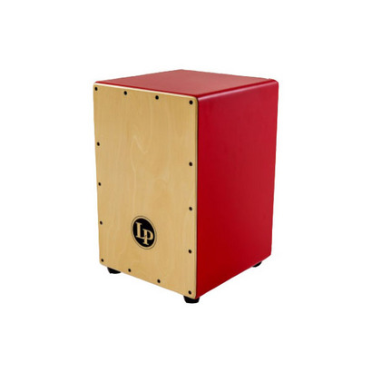 LP 《Latin Percussion》 LP1442-RD [Festivo Cajon / Red]【お取り寄せ商品】