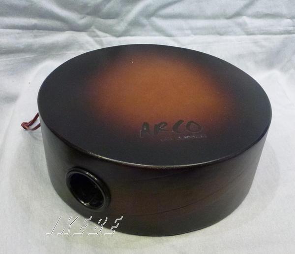 ARCO 《アルコ》UK8-B [ウクレレカホン・ピックアップ付/カラー:Brown] お取り寄せ品(納期20~30日)