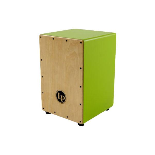 LP 《Latin Percussion》 LP1442-GN [Festivo Cajon / Green]【お取り寄せ商品】