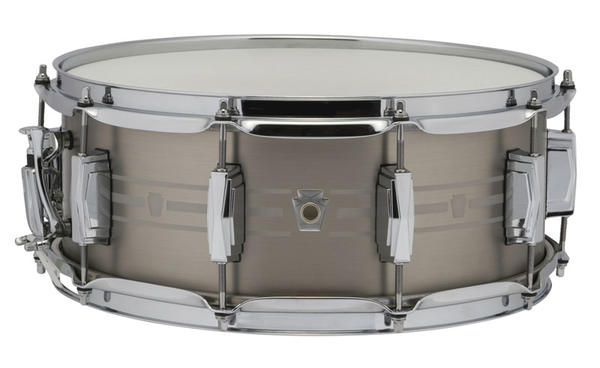 Ludwig 《ラディック》 LSTLS5514 [Heirloom Stainless Steel Snare Drum] 【NAMM2017】