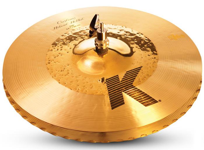 Zildjian/K.Custom 《ジルジャン》 Hybrid Hi Hats 14 1/4 pr【2枚セット】